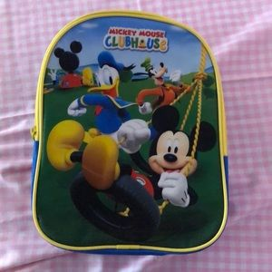 Disney's Mickey Mouse Clubhouse kids backpack